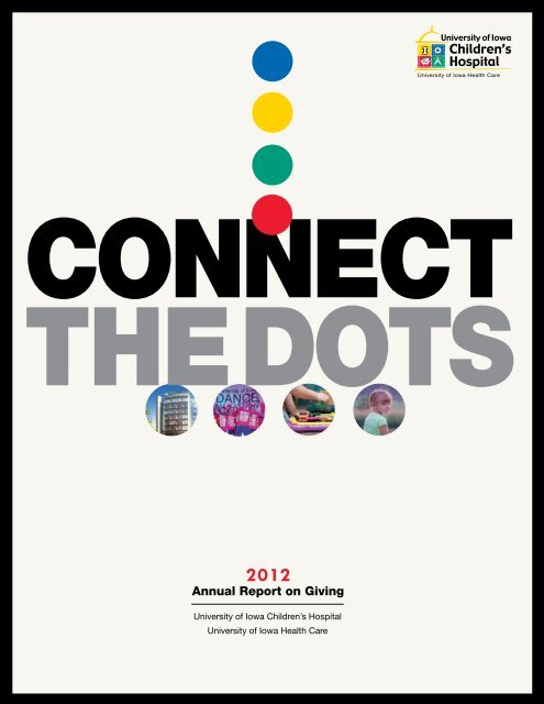 Connect the Dots - University of Iowa Foundation