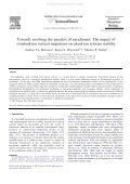 Journal of Theoretical Biology 248, 501-511 - University of Leicester - Page 2