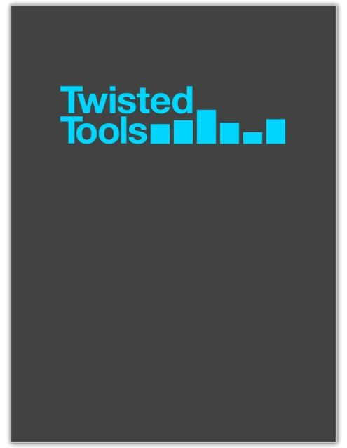 Legal - Twisted Tools