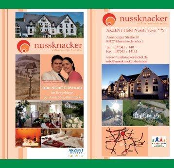 RRomantik - AKZENT Hotel Nussknacker