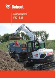 E62 - E85 | Broschüre - Bobcat.eu
