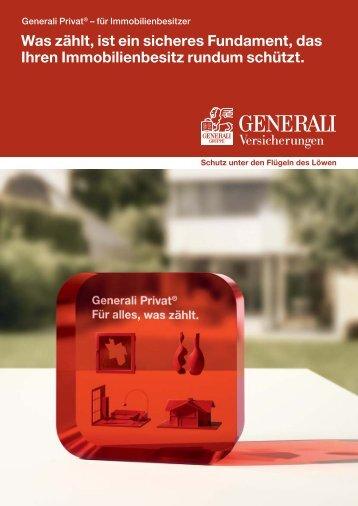 Generali Privat Hauskonzept (PDF) - Volksfürsorge AG