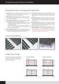 Fußmatten-Systeme - FUMA - Seite 6