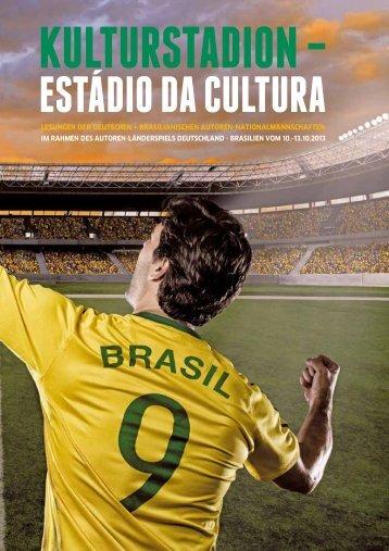 Lesungen der deutschen + brasiLianischen autoren ...