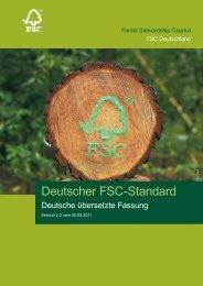 deutscher fsc-standard.pdf - Waldnaturschutz ForstBW