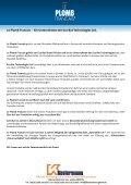 Broschüre - Kestermann / Le Plomb Français - Seite 2