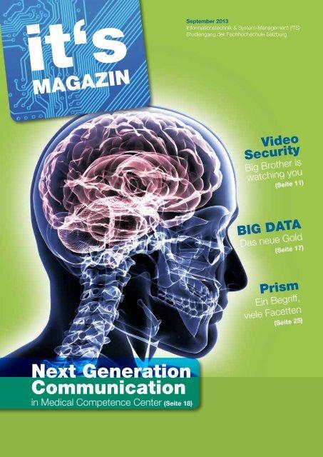 it's Magazin 4 zum Download (pdf, 3639 KB) - Fachhochschule ...
