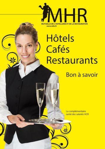 Bon a savoir - Mutuelle hotellerie restauration