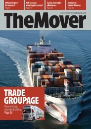 The Mover March 2013