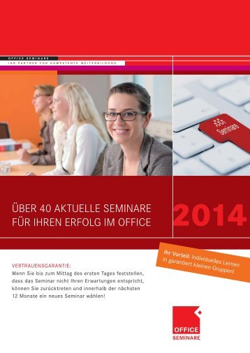 Planen - OFFICE SEMINARE