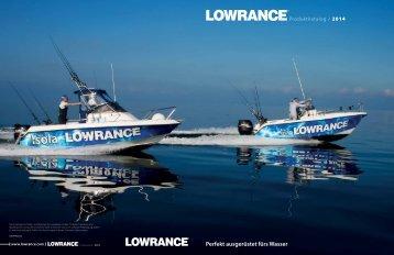 2014 Catalog - Lowrance