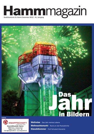 Das Jahr in Bildern - Verkehrsverein Hamm