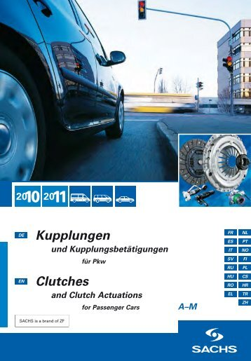 1) Kupplungen PKW - Akerman