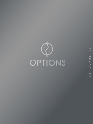 Atmospheres catalog - Options
