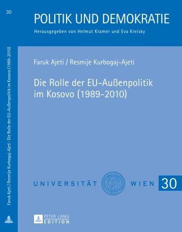 Überschrift 1 - Wolfgang Petritsch