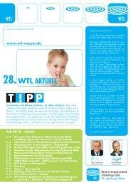Nr. 28 - Wasserversorgungsverband Tecklenburger Land
