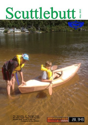 May 2013 - Wooden Boat Association NSW