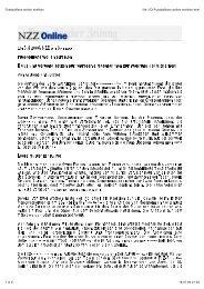 NZZ vom 16. Juli 2006 - Referendum BWIS