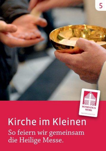 Ablauf Eucharistiefeier
