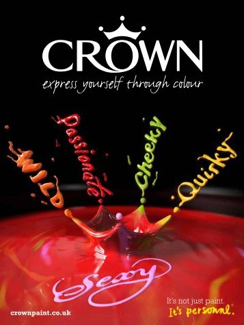 Or download the colour guide as a PDF - Crown Paints