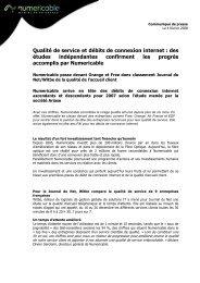 CP classement JDNet Ariase 04 02 - Numericable