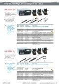 Catalogue Dessoudage condense - Mesure 2000 - Page 7