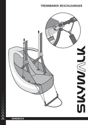 Hier könnt Ihr das Handbuch als PDF downloaden - Skywalk