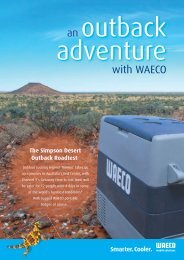 To read more download PDF here - Waeco