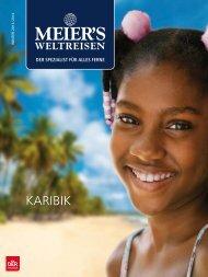 MEIER´S WELTREISEN - Karibik - Winter 2013/2014