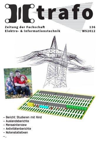 Trafo 136 - Fachschaft Elektrotechnik und Informationstechnik - TUM