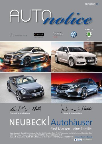 ausgabe 19 - Neubeck