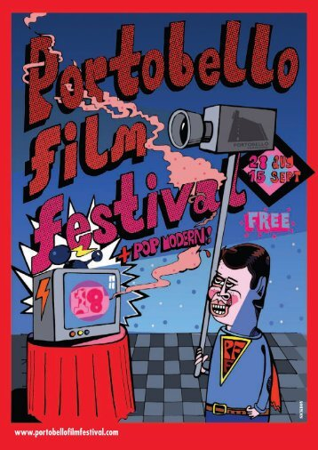 download full programme (PDF) - Portobello Film Festival