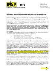 Bedienung von Hubarbeitsbühnen mit Gurt (PSA gegen Absturz)?