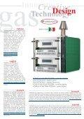 Pizza-Ofen Gas (pdf-Datei) - Novarredo - Page 2