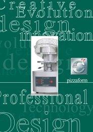 Pizzaform Cuppone e' un brevetto - Novarredo