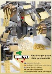 Nudelmaschine Micra (pdf-Datei) - Novarredo