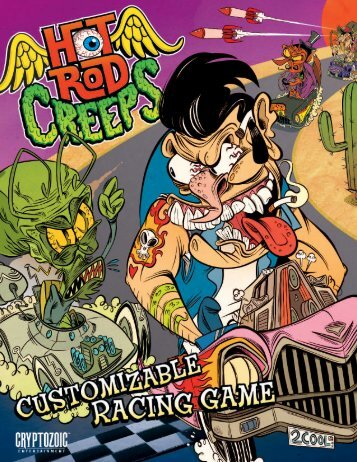 Learn To Play - Cryptozoic Entertainment