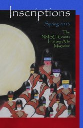 download the PDF - New Mexico State University at Grants