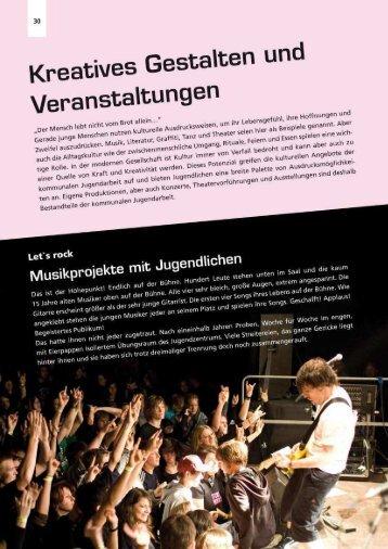 """Download Kapitel """"Kreatives Gestalten und Veranstaltungen"""" als PDF"""