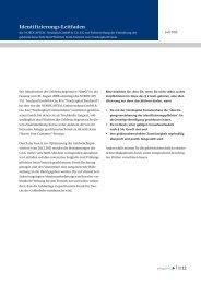 Identifizierungsleitfaden (12 Seiten als PDF, 188 KB) - Nordcapital