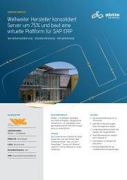 PDF Weißer + Grießhaber - abtis GmbH