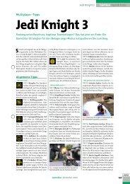 Jedi Knight 3 - GameStar