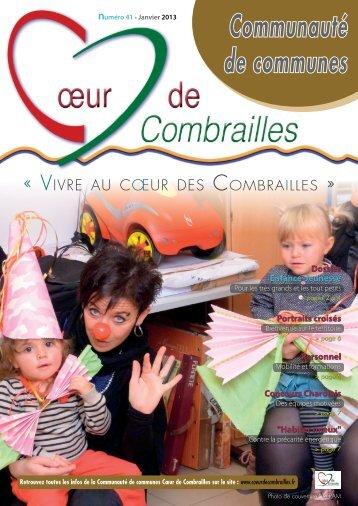 Communauté de communes - Coeur de Combrailles