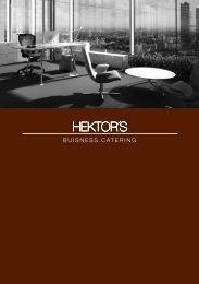 Business Catering Folder Download - Hektors.com