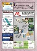 Das Monatsmagazin für Pettendorf - Gemeinde Brennberg - Seite 4