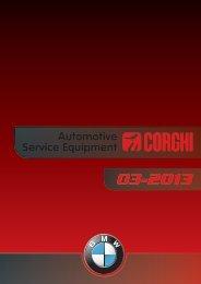 Automotive Service Equipment - Corghi SpA