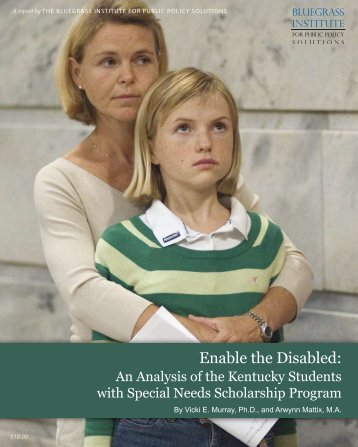 Enable the Disabled: - FreedomKentucky.org