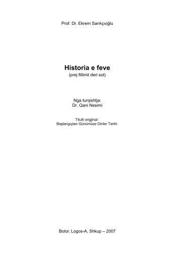 Historia e feve - El-Hikmeh