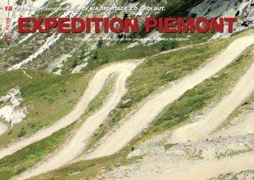 5x KIA SPORTAGE 2,O CRDi AUT. EXPEDITION PIEMONT