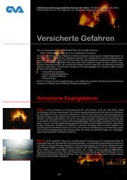 Versicherte Gefahren - AFS - Amt für Feuerschutz St.Gallen ...